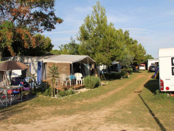 Camp PEŠKERA