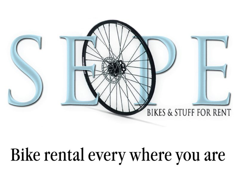 Bike rental SEPE