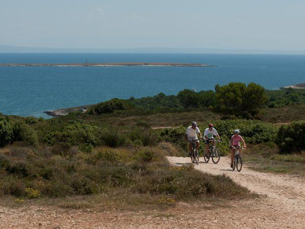 Bike route: Medulin Riviera