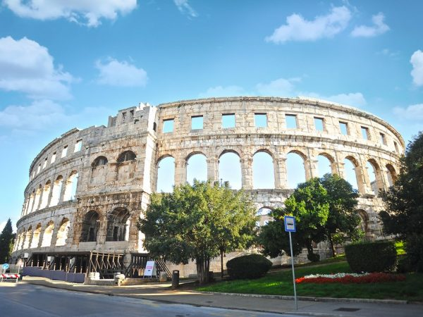 Bike route: Pula Classical