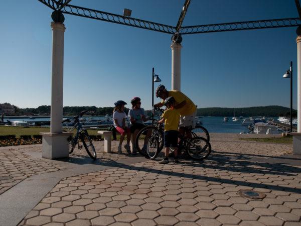 317 – bike route Medulinka