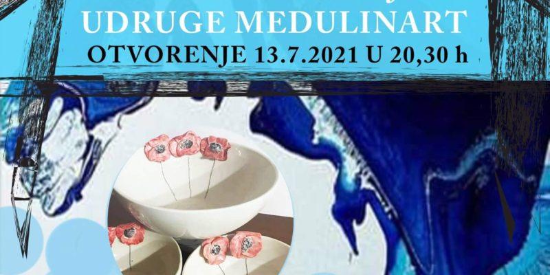 Ausstellung der Mitglieder des Vereins MedulinArt